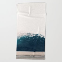 mountains 3 Beach Towel