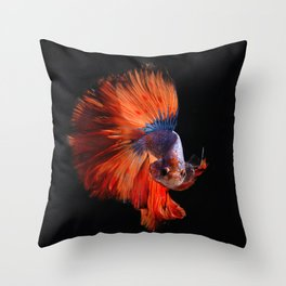 Ocean fantasy Throw Pillow
