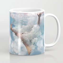 never cross fingers on saturdays when you can't breathe no more Coffee Mug