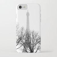 eiffel iPhone & iPod Cases featuring eiffel by FERNANDAЯAMOS