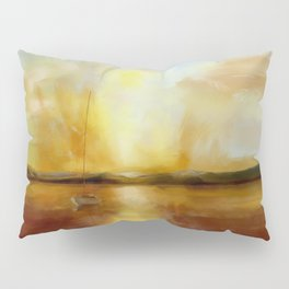 Anchored for the night Pillow Sham