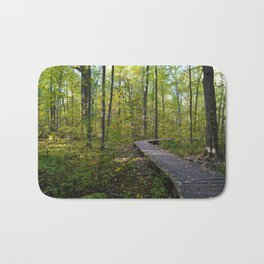 Maidstone conservation area in southern Ontario Bath Mat