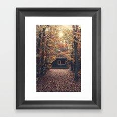 Cottage Framed Art Print