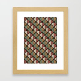 Mosaic - Roman (Pompeii) Framed Art Print