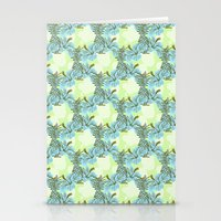 pinapple Stationery Cards featuring Pinapple x Ibisco by Silbox