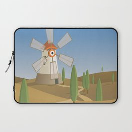 a quijote's glance Laptop Sleeve