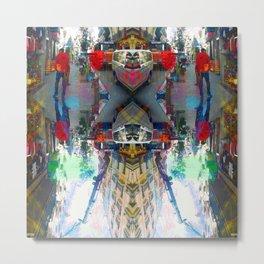 Akin to recalling, instead; understood mimicry. 07 Metal Print