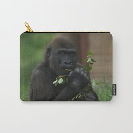 Cheeky Gorilla Lope Carry-All Pouch