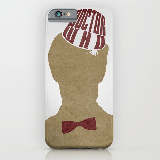 Doctor Who - the 11th Doctor iPhone & iPod Case