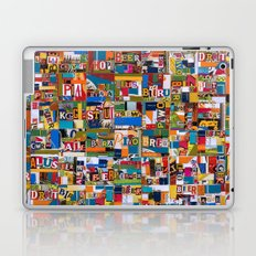 Beer by any Name Laptop & iPad Skin