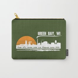 Green Bay's Charm Carry-All Pouch