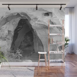Old Bell Cave from Israel Wall Mural