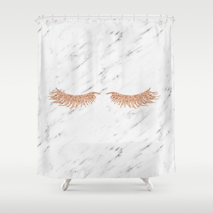 Shower Curtain by Marbleco