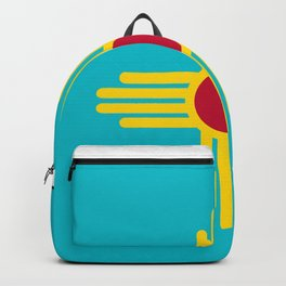 Turquoise New Mexico Backpack