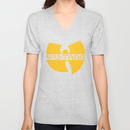Wu Tang Forever and Ever Unisex V-Neck