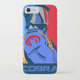 Yes Cobra Can iPhone Case