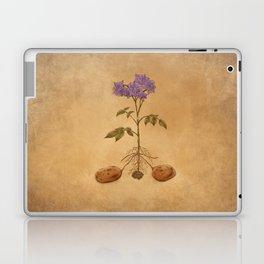 Anatomy of a Potato Plant Laptop & iPad Skin