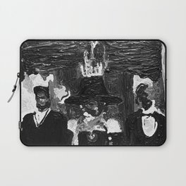 Formation Abstract Laptop Sleeve