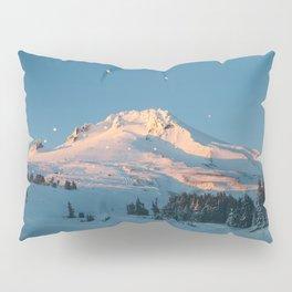 Mt. Hood Sunset Pillow Sham