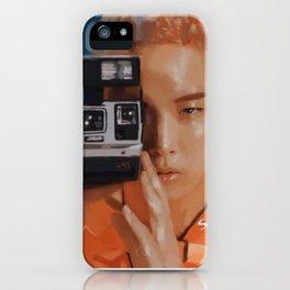 Kibum Camera iPhone Case