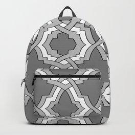 Grille No. 1 -- Black Backpack