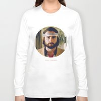tenenbaum Long Sleeve T-shirts featuring Richie Tenenbaum by VAGABOND