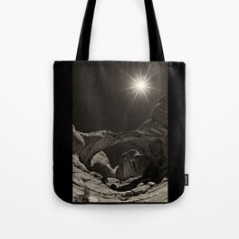 """Doubled"" Tote Bag"