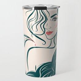 Besa Mi Cola Travel Mug