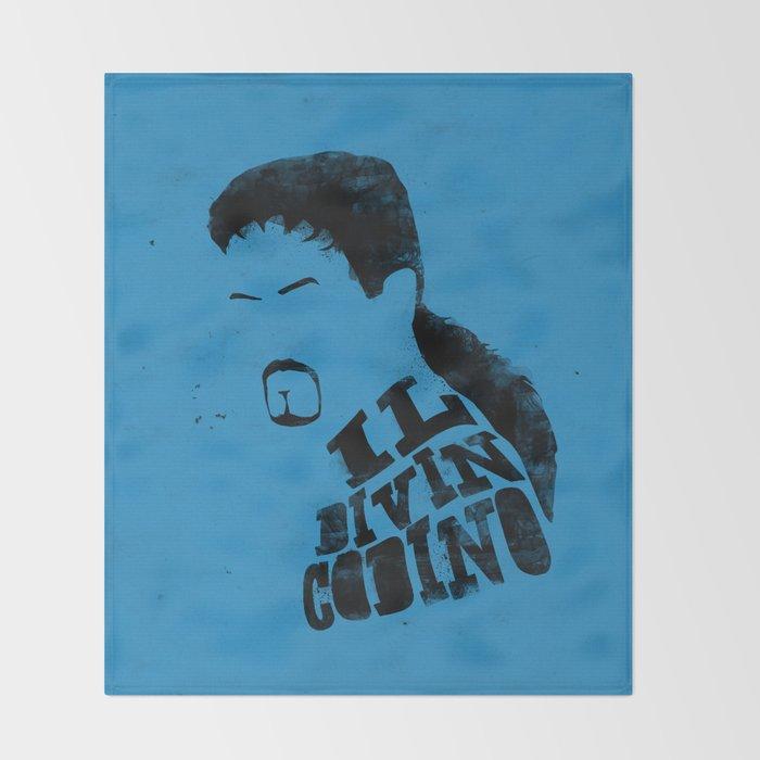 Roberto Baggio Throw Blanket