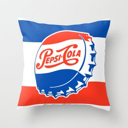 THE OTHER COLA Throw Pillow