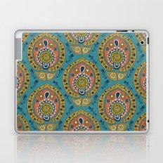 safa blue Laptop & iPad Skin