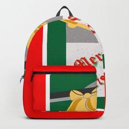 Merry Christmas. Backpack