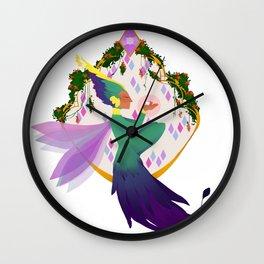 Toothiana Circlet Wall Clock