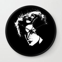 Myrna Loy Is Class Wall Clock