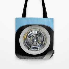 Classic Whitewall Pillow Tote Bag