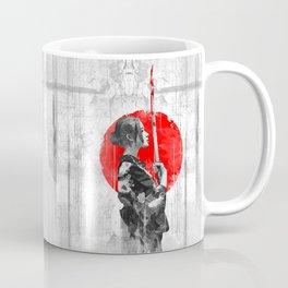 Samurai Girl Coffee Mug