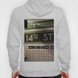 14th Street Station Hoody