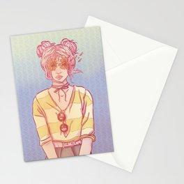 Mizaru Sister Stationery Cards