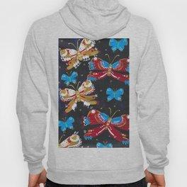 Starry Butterflies Hoody