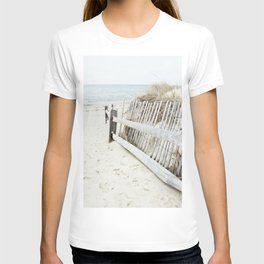 Beach Fence T-shirt