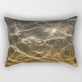 Golden Reflection 0311 Rectangular Pillow