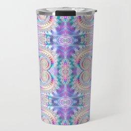 Symmetrical Art // Geometric Art // 2021_003 Travel Mug