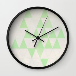 Mint your mind Wall Clock