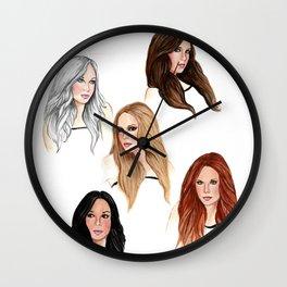 Roxanne Wall Clock