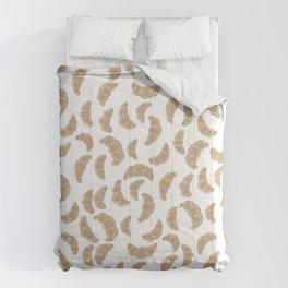 Croissants, lots and lots of croissants Comforters