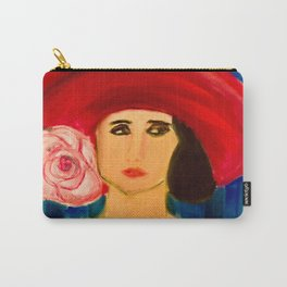 What About the Hat? Carry-All Pouch