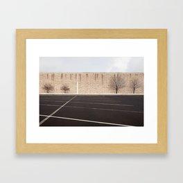 Industry Artifacts 07 Framed Art Print