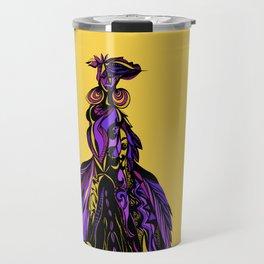 african lady Travel Mug