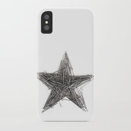 WRONG STAR iPhone Case