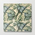 Palm Leaves Classic Linen by followmeinstead